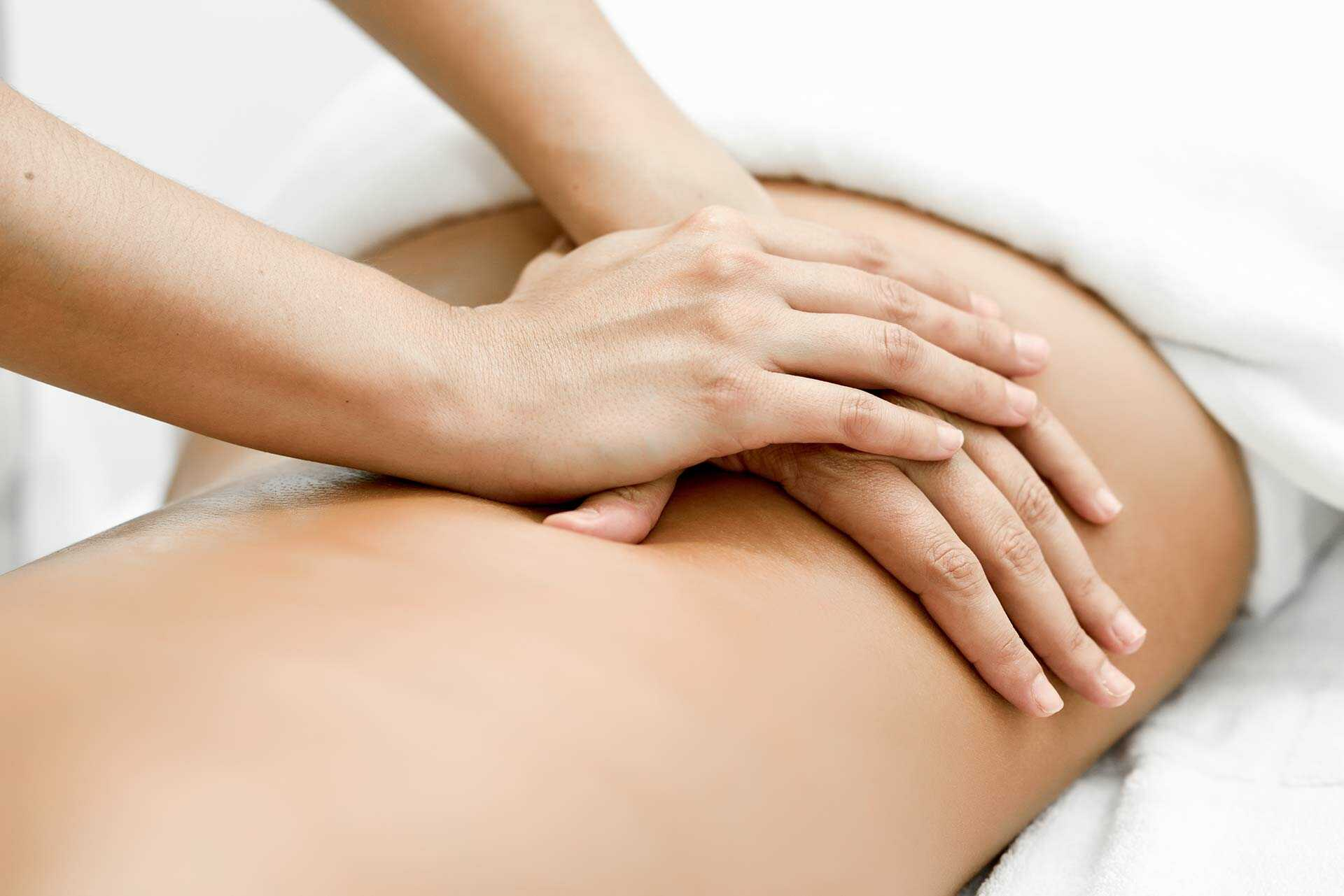 Massage therapy new Westminster